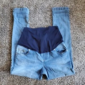 Great Expectations maternity jeans size medium